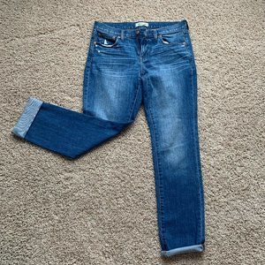 madewell the slim boyjean jeans